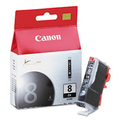 Canon CLI8BK (CLI-8) Ink Tank, Black