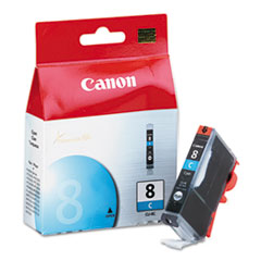 Canon CLI8C, 0621B002, (CLI-8) Ink Tank, Cyan