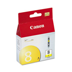 Canon CLI8Y, 0623B002, (CLI-8) Ink Tank, Yellow