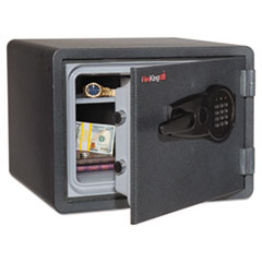 FIR KY09131GREL Fireking One Hour Fire Safe and Water Resistant with Electronic Lock FIRKY09131GREL