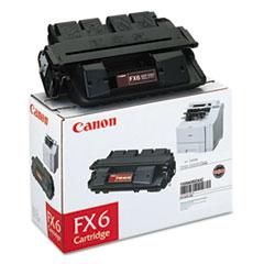 Canon FX6 (FX-6) Toner, 5000 Page-Yield, Black