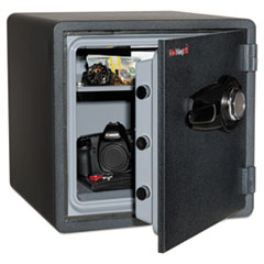 FIR KY13131GRCL Fireking One Hour Fire Safe and Water Resistant with Combo Lock FIRKY13131GRCL