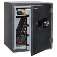 FIR KY19151GRCL Fireking One Hour Fire Safe and Water Resistant with Combo Lock FIRKY19151GRCL