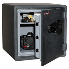 FIR KY13131GRFL Fireking One Hour Fire Safe and Water Resistant with Biometric Fingerprint Lock FIRKY13131GRFL