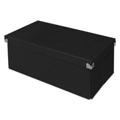 SAM PNS05LSBK Samsill Pop n' Store Decorative Box SAMPNS05LSBK