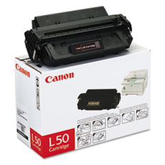 Canon L50 (L-50) Toner, 5000 Page-Yield, Black