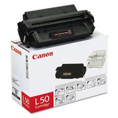 Canon L50 (L-50) Toner, 5000 Page-Yield, Black