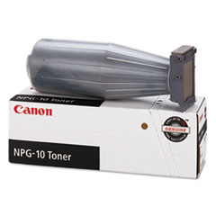 Canon NPG10 (NPG-10) Toner, 30000 Page-Yield, Black