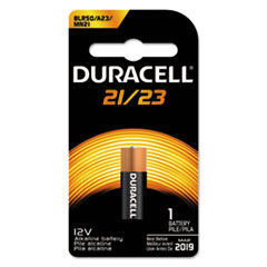 DUR MN21BK Duracell CopperTop Alkaline Batteries with Duralock Power Preserve Technology DURMN21BK