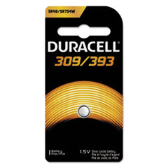 DUR D309393 Duracell Button Cell Battery DURD309393