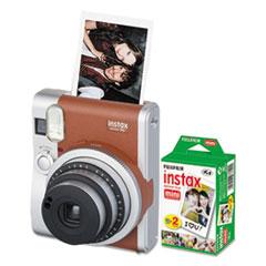 FUJ 600016141 Fujifilm Instax Mini 90 Neo Classic Camera Bundle FUJ600016141