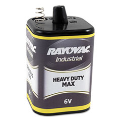 RAY 6VHDM Rayovac Heavy-Duty Maximum Lantern Battery 6V-HDM RAY6VHDM