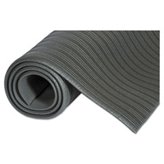 CWN FL2436GY Crown Ribbed Vinyl Anti-Fatigue Mat CWNFL2436GY
