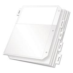CRD 84010 Cardinal® Poly Ring Binder Pockets CRD84010
