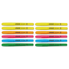 UNV 08857 Universal Pocket Highlighters UNV08857