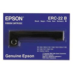 EPS ERC22B Epson® ERC22B Dot Matrix Printer Ribbon EPSERC22B