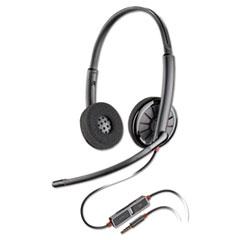 PLN C225 Plantronics Blackwire 200 Series Headset PLNC225