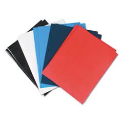 UNV 56426 Universal Laminated Two-Pocket Folder UNV56426