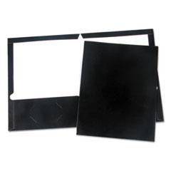 UNV 56416 Universal Laminated Two-Pocket Folder UNV56416