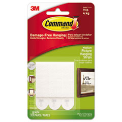 MMM 17201ES Command Picture Hanging Strips MMM17201ES