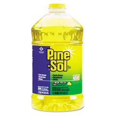 Scented All-Purpose Cleaner Concentrate, Lemon Fresh, 144oz Bottle