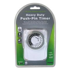 PMW TNI2423 PRIME Heavy Duty Push-Pin Timer PMWTNI2423