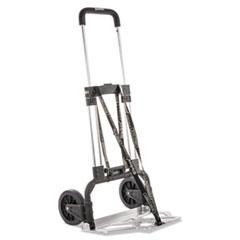 STB 390009CHR bugatti Portable Slide-Flat Cart STB390009CHR