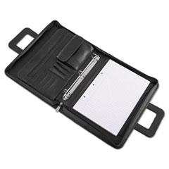 UNV 25650 Universal Zip-Around Padfolio UNV25650