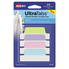 AVE 74769 Avery Ultra Tabs Repositionable Tabs AVE74769