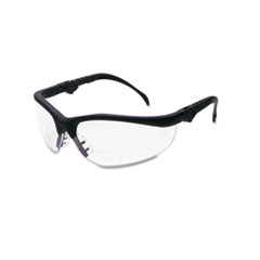 Crews Klondike Magnifier Glasses, 2.5 Magnifier, Clear Lens