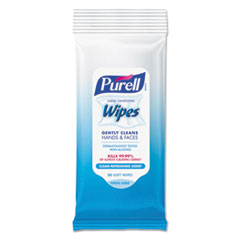 PURELL®-WIPES,PURELL,20/PK