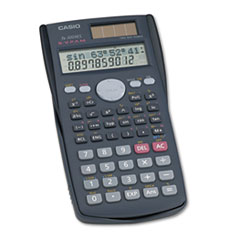 CSO FX300MS Casio fx-300MS 2-Line Scientific Calculator CSOFX300MS