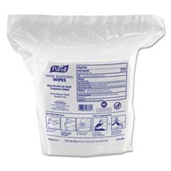 GOJ 911502CT PURELL® Hand Sanitizing Wipes GOJ911502CT