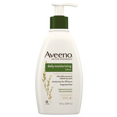 JOJ 100360003 Aveeno Active Naturals Daily Moisturizing Lotion JOJ100360003