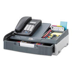 SAF 2204CH Safco Telephone Organizer Stand SAF2204CH