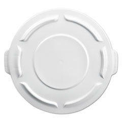 RCP 2609WHI Rubbermaid Commercial Round Brute Lid RCP2609WHI