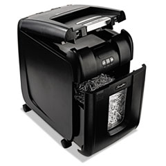 SWI 1703093 Swingline Stack-and-Shred 230XL Auto Feed Super Cross-Cut Shredder Value Pack SWI1703093