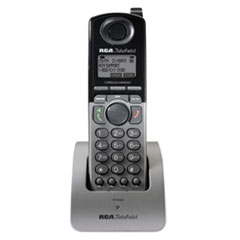 RCA U1200 RCA Additional Cordless Handset for Unison 4 Line Phone System RCAU1200