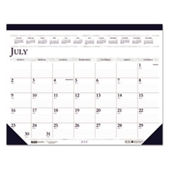 HOD 1556 House of Doolittle™ Academic Desk Pad Calendar HOD1556
