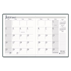 HOD 26104 House of Doolittle™ 14-Month 100% Recycled Academic Economy Planner HOD26104