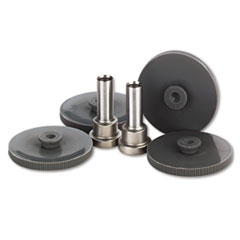 CARL Replacement Punch Head Kit for XHC-2100, Two 9/32 Diameter Heads and Four Disks