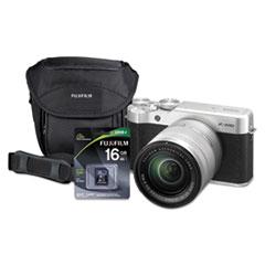 FUJ 600018290 Fujifilm X-A10 Compact Interchangeable Lens Camera FUJ600018290
