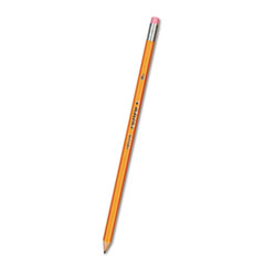 Dixon Oriole Woodcase Pencil, HB #2, Yellow Barrel, 72/Pack