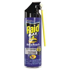 Raid® INSECTICIDE RAID MAX A-R ANT-ROACH KILLER, 14.5 OZ, AEROSOL CAN, OUTDOOR FRESH