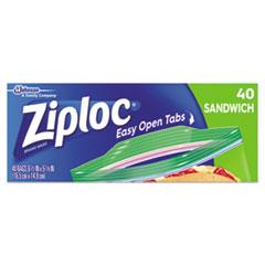 SJN 664542BX Ziploc Resealable Sandwich Bags SJN664542BX
