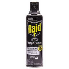 Raid® INSECTICIDE RAID WSP&HRNT WASP AND HORNET KILLER, 14 OZ AEROSOL