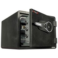 FIR KY09131GRFL Fireking One Hour Fire Safe and Water Resistant with Biometric Fingerprint Lock FIRKY09131GRFL