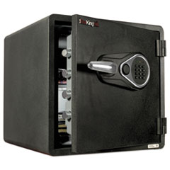 FIR KY13131GREL Fireking One Hour Fire Safe and Water Resistant with Electronic Lock FIRKY13131GREL