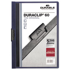 DBL 221428 Durable® DuraClip® Report Cover DBL221428