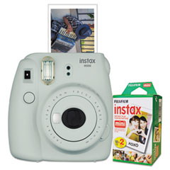 FUJ 600018360 Fujifilm Instax Mini 9 Camera Bundle FUJ600018360